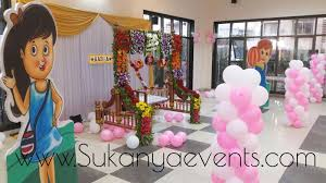 Decoration Ideas For Naming Ceremony Name Ceremony Decoration