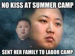 Summer School Meme - no kiss at summer c sent her family to labor c vengeance