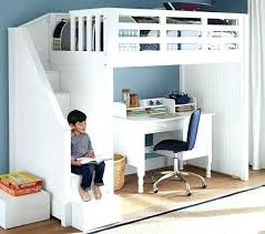 white loft bed with desk underneath u2013 hugojimenez me