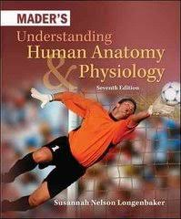 Saladin Anatomy And Physiology 6th Edition Online Mader U0027s Understanding Human Anatomy U0026 Physiology 7th Edition