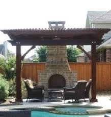 Pool Pergola Designs by Standout Patio Pergola Designs For Outdoor Fireplaces