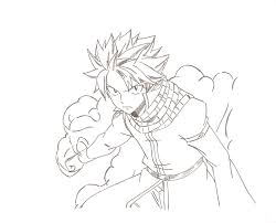 fairy tail natsu in the grand magic games by fairytail0079 on