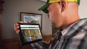 data management john deere harvestlab 3000 and constituent