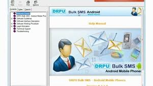 android bulk sms software free android mobile cell phone group sms