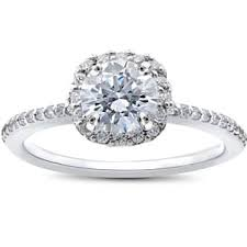 engagement rings with halo halo engagement rings shop the best deals for nov 2017