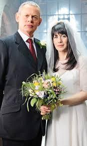 of frankenstein wedding dress wedded bliss for doc martin it s more like of frankenstein