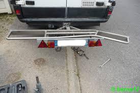 fabriquer son porte velo porte moto pour fourgon berna12