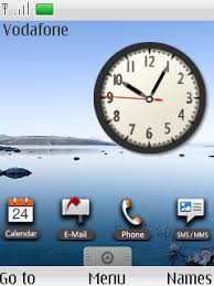 clock themes for android mobile download google android clock nokia s40 theme nokia theme mobile