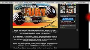 monster trucks video clips ألعاب الكمبيوتر نسخة كاملة monster truck fury كيفية تحميل