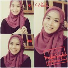 tutorial hijab paris zaskia simply hijab tutorial for paris hijab muslimahsplash