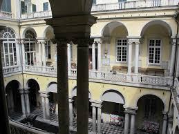 il cortile genova file genova palazzo dell universit罌 cortile 01 jpg wikimedia