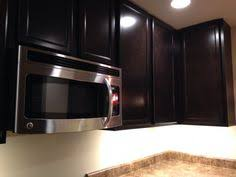 Led Lights In The Kitchen by Better Picture Of Our Kitchen Under Cabinet Lighting Awesome