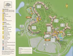 Printable Map Of Disney World by Animal Kingdom Lodge Kidani Village Resort Map Kennythepirate Com