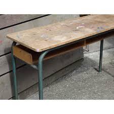 bureau d ecolier bureau d écolier avec casier lys brocante
