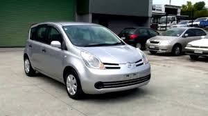 nissan note 2005 95km 1 5l auto youtube