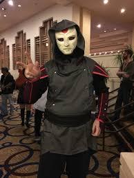Korra Halloween Costume Amon Legend Korra Patrickd Acparadise