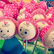 Cake Pop Decorations For Baby Shower 418 Best Baby Shower Cake Pops Balls Images On Pinterest Cake