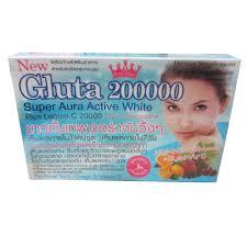 Gluta Skin Care gluta 200000mg whitening pills strips indian skincare