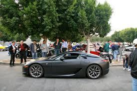 lexus supercar fast five lexus lfa at cars u0026 coffee teamspeed com
