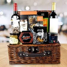 wine and gift baskets wine gift baskets the ample wine gift basket