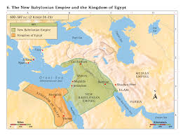 Map Egypt Bible Maps