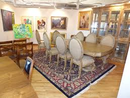 Michael Amini Dining Room Furniture Luxury Michael Amini Lafrancaise Dining Room Table With 8 Chairs