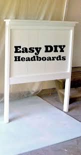 Diy Headboards Make A Headboard Throughout Best 25 Diy Headboards Ideas On