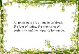 1st Anniversary Wishes Messages For Wife An Anniversary Is A Time To Celebrate The Joys Of Today The