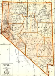 Oregon Map With Cities Map Of Nevada State Oregon Map
