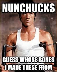 Bas Rutten Meme - cinema does anyone else have an irrational hatred of chuck norris