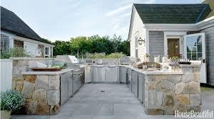 kitchen backyard cooking station kitchen yard designs