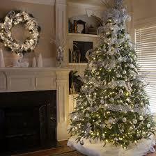 noble fir prelit tree lights etc