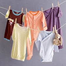 how to buy baby clothes on a budget