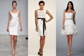 short designer dresses for a wedding reception wedding short dresses