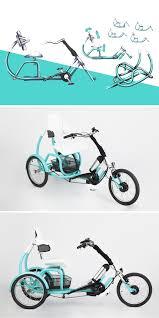 Radio Flyer 79 Big Front Wheel Chopper Trike Tricycle 500 Watt Electric Powered Tricycle Motorized Trike 26