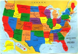 usa map jigsaw puzzle usa magnetic puzzle map usa map puzzle kimball maps us
