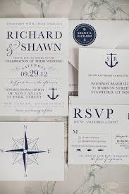 nautical wedding invitations nautical connecticut wedding nautical wedding invitations