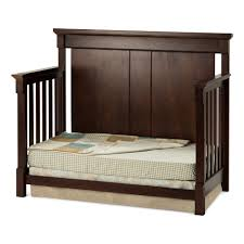 Convert Crib To Daybed by Bradford 4 In 1 Convertible Crib Child Craft