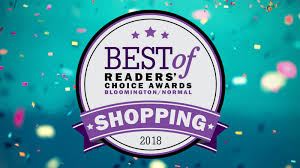 🏆 Readers Choice 2018 Best in Shopping