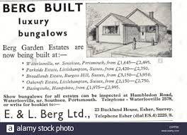 1950s homes 1950s uk new homes magazine advert stock photo royalty free image