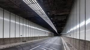 tunnel totaltunnel lighting system philips lighting