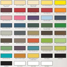 Stain Color Chart Concrete Coating Color Chart Awesome Exterior Paint Color Charts Gallery Interior Design