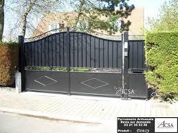 portails de jardin portail et jardin cloture jardin sfrcegetel