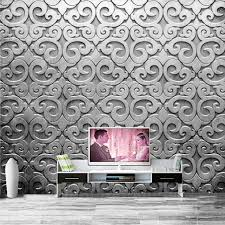 Bedroom Wallpaper Texture Online Get Cheap 3d Textured Wall Art Aliexpress Com Alibaba Group