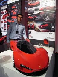 drake ferrari ferrari world design contest 2011