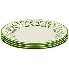 lenox melamine dinner plates set of 4