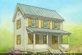 Katrina Cottages The Katrina Cottages Houseplans Com