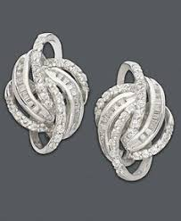 diamond earrings for sale diamond earrings 1 5 ct tw diamonds 10k white gold my wishlist