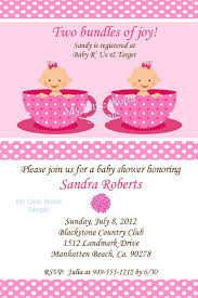 Unique Baby Shower Invitation Cards Unique Ideas For Twin Baby Shower Invitations Free Templates