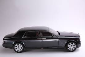 roll royce cars bangladesh new 1 18 kyosho car model rolls royce phantom ewb darkest